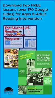 Check out the video overview of two new science of reading programs. Response To Intervention, Reading Assessment, Reading Intervention, Teaching Reading Strategies, Reading Resources, Reading Comprehension, Vocabulary Instruction, Academic Vocabulary, Teaching Vocabulary