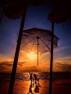 Umbrellas, Seafront of Thessaloniki Thessaloniki, Beautiful Places To Visit, Beautiful World, Amazing Places, Greek Beauty, Macedonia, European Travel, Night Life, Sunrise