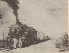 Maquina Ferrocarril Chihuahua-Los Mochis