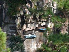 Hanging Coffins, Sagada, Mountain Province, Philippines