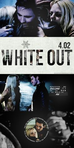 Once Upon a Time |  4x02 White out