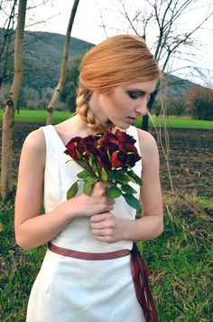 Model Sara Spadari Mua Nastia Goliandin