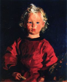Robert Henri - The Wee Woman
