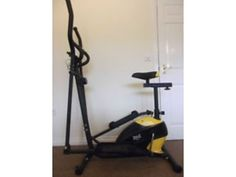 Everlast, magnetic cross-trainer Hull Picture 1