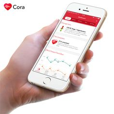 Cora is a connected health company that redefines the treatment of hypertension by leveraging the use of technology to provide scientifically-backed recommendations. Cora provides lifestyle suggestions that urge users to engage in mindful, healthy behaviors – all presented through a beautifully designed user interface.