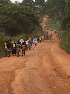 red dirt roads, they call you back time after time. 147 Million Orphans team serving Family Spirit in Masindi, Uganda