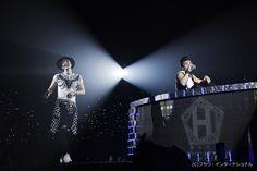 チャン・グンソクとBig BrotherのユニットTEAM H 全力で駆け抜けたアリーナツアー大阪ファイナル公演!!