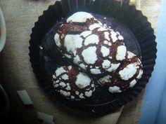 biscotti al cioccolato morbidi - con cannella