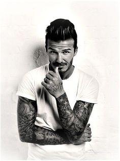 david beckham, tattoo ideas for men, inked men, tattooed men, inked guys, tattoo ideas, cool tattoos, tattoo inspiration.