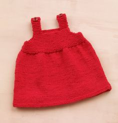 Free Knitting Pattern - Toddler & Children's Clothes: Child's Playtime Top