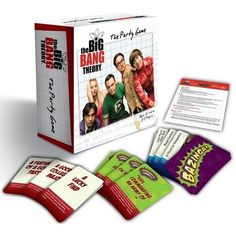 The Big Bang Theory Party Game I need this