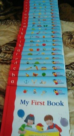 #Pinterest My First Steps to Reading Series Books (1-25) by Jane Belk Moncure, http://www.amazon.com/dp/B000W1VN44/ref=cm_sw_r_pi_dp_FLtWpb1P5W2RD