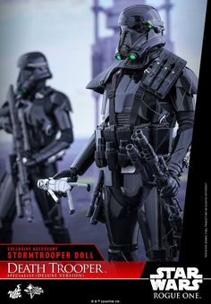 Hot Toys Star Wars Rogue One 1/6th scale Death Trooper Specialist (Deluxe Version)