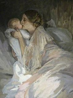 The Mother - John Lavery