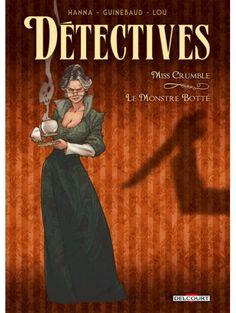 [Concours BD] Detectives t1 à gagner (ed. Delcourt) | Les Avis d'Agrippine #concours #bd #book #comics