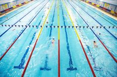 One-Hour Swim Workout: Jacob's Ladder