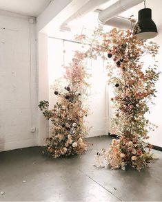 Floral Wedding, Fall Wedding, Wedding Bouquets, Wedding Ceremony, Wedding Flowers, Wedding White, Church Wedding, Trendy Wedding, Wedding Dresses