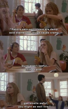 Girl, Interrupted - You might as well live