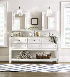 This vanity fits my space perfectly and will be so much cheaper than a custom build.