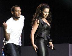 Cheryl Cole hace público con un beso su romance con un bailarín de su 'troupe' #famosas #cantantes #singers #people #celebrities