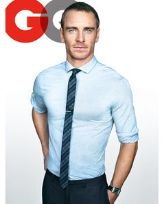 Michael Fassbender. particularly here