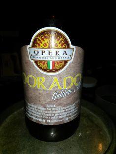 opera. dorado, golden ale, 5.1%