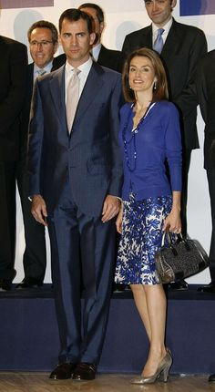 El 15 de septiembre de 1972 llegaba al mundo Letizia Ortiz. Antes de conocer al príncipe Felipe, Doña Letizia trabajó como presentadora en TVE...