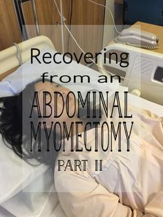 Masturbation after abdominal myomectomy