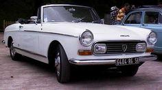 Peugeot 404 décapotable