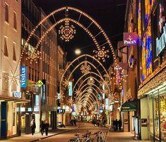 Basel, Switzerland.  Kristkindlmarkt.