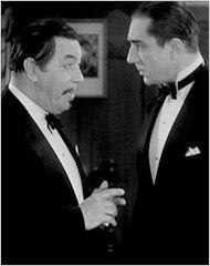 Bela Lugosi (Dracula) and Warner Oland (Charlie Chan)