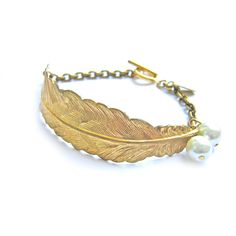 Light as a Feather Bracelet