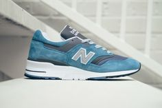 39ab8db5f84 Another Summer-Appropriate New Balance 997