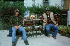 New to photoxo: Duck Hunters 1979