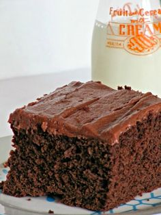 Once Upon A Chocolate Life: Cocoa Buttermilk Cake with Cocoa Mascarpone Frosting