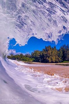 HAWAII captured w/ #gopro by chaebae1 on Flickr, March 2014 - Sweet and Gnarly wave