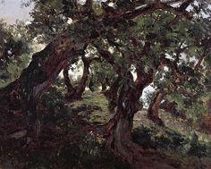 Oak Grove  Carlos de Haes
