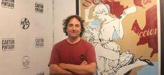 Buenos Aires Street Art Meets Cardboard