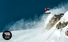 1f585c79193e Snowboard Wallpaper - Nicolas Müller Cliff Drop