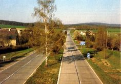 DDR Autobahn 1985