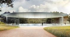 Apple Park Visitor Center Job Postings Appear Ahead Of Inauguration Check more at http://technews4u.net/apple-park-visitor-center-job-postings-appear-ahead-of-inauguration/