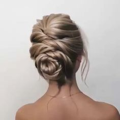 10 Gorgeous Braided Hairstyles You will Love - Latest Hairstyle Trends for 2019 . hairstyles brunette 10 Gorgeous Braided Hairstyles You will Love - Latest Hairstyle Trends for 2019 . Up Dos For Medium Hair, Medium Hair Styles, Curly Hair Styles, Up Does For Long Hair, Casual Updos For Medium Hair, Medium Length Hair Updos, Hair Updos For Medium Hair, Thin Hair Updo, Updo Styles