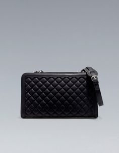 QUILTED BOWLING BAG - Woman - New this week - ZARA
