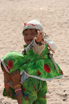 Bedoeinen born