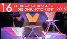 16 Cutting-edge designs from Designjunction EDIT at the 2015 Milan Furniture Fair | Inhabitat - Sustainable Design Innovation, Eco Architecture, Green Building