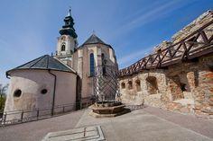 Nitriansky hrad - Slovakia.travel