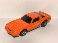 1982 Hot Wheels 2nd Generation Orange Camaro #HotWheels #Chevrolet