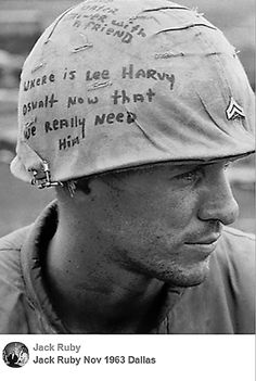 1967 -Con Thien, South Vietnam...at the forward Marine artillery base which has been mercilessly pounded by North Vietnamese big guns,Cpl. Billy Winn of Cabot Arkansas.......