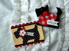 Shoregirl's Creations: Scottie Dogs