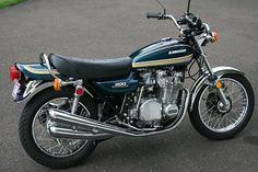 Kawasaki Z1B 900, 1975